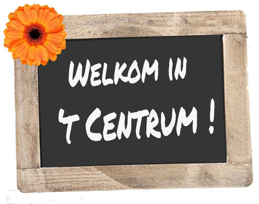 Welkom in 't Centrum te Stroet!